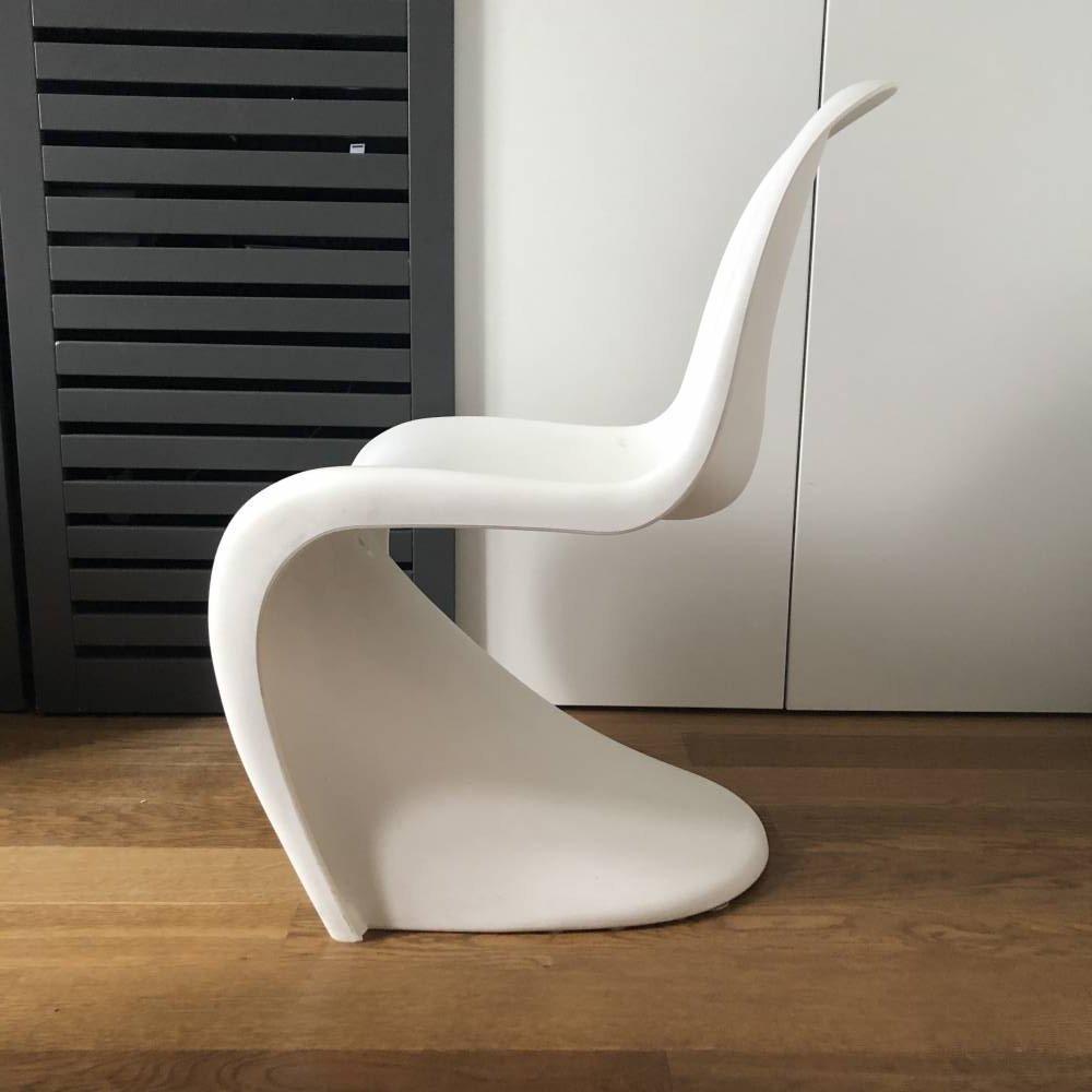 Vitra Panton- komplet 4 krzeseł