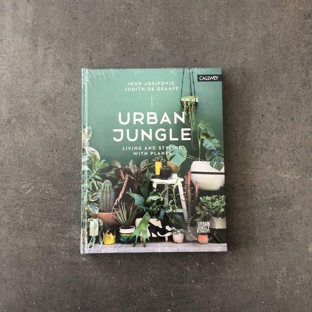 """Książka """"Urban Jungle"""""""