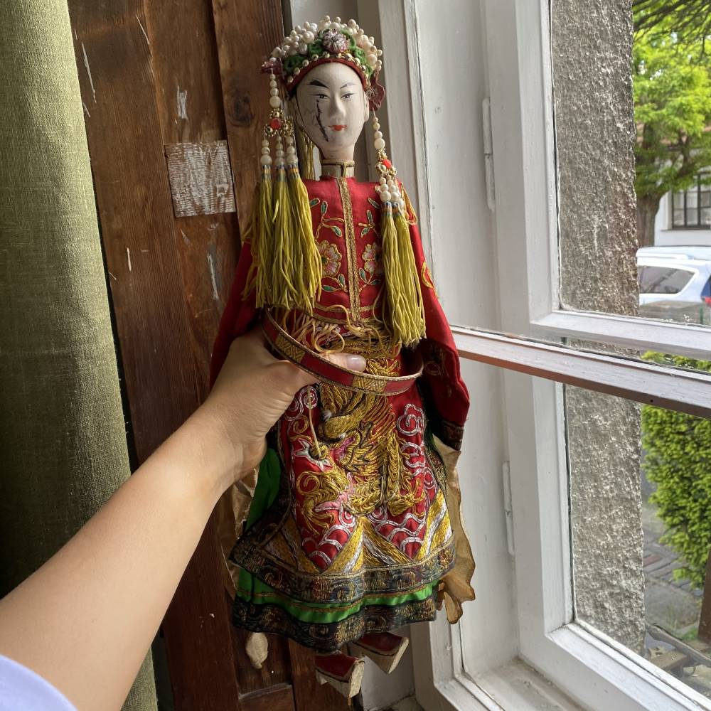 Wietnamska lalka taatralna