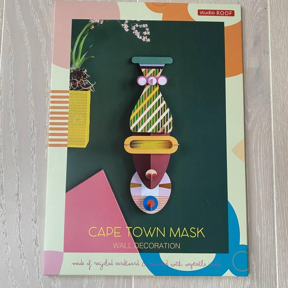 Maska tekturowa