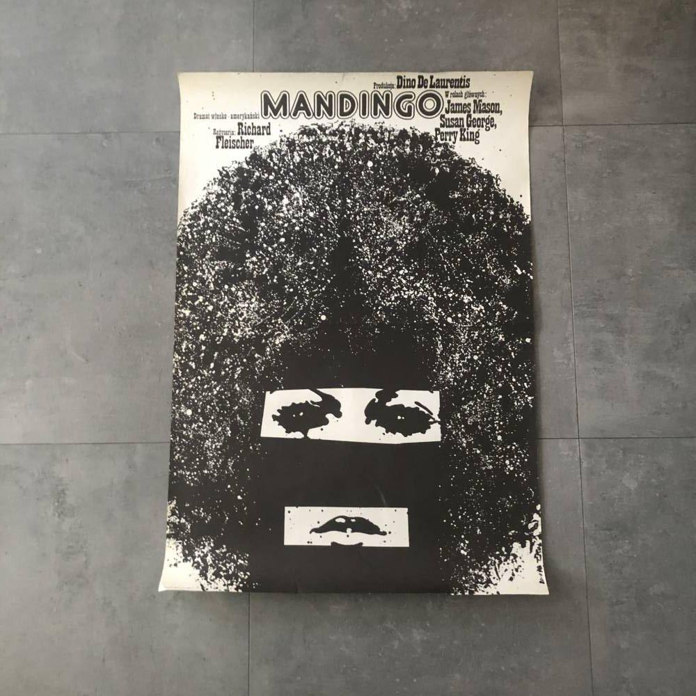 "Plakat ""Mandingo"""