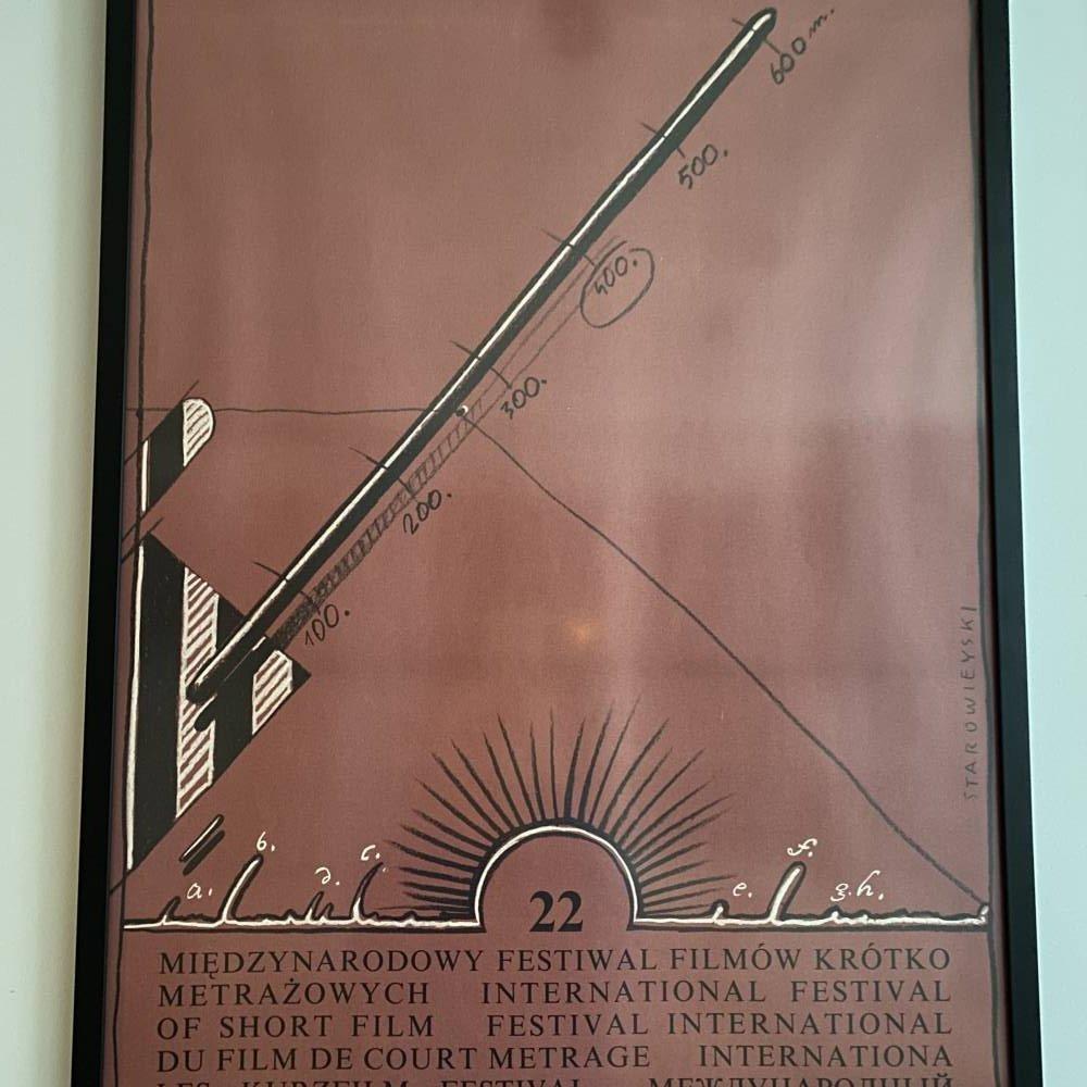 Plakat Festiwalowy F.Starowieyski